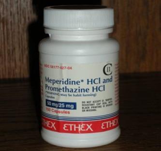 Demerol (Meperidine HCL)