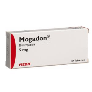 Buy Mogadon Nitrazepam